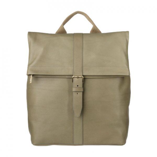 BREE Stockholm 13 celery leather backpack δέρμα σακίδιο πλάτης πράσινο 2019