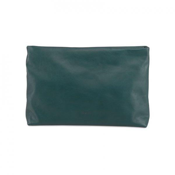 BREE Stockholm 32 atlantic deep leather clutch δέρμα φάκελος πράσινο σκούρο 2019 - 2020