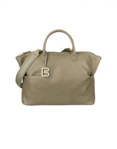 BREE Stockholm 37 celery leather short handle bag δέρμα τσάντα με κοντά χέρια πράσινο 2019