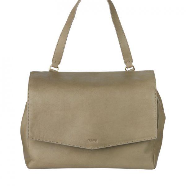 BREE Stockholm 47 celery leather shoulder bag δέρμα τσάντα ώμου πράσινο 2019